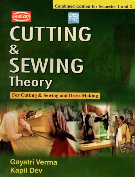 Cutting & Sewing Theory 2nd  Edition