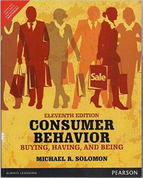 Consumer Behaviour Buying Having and Being