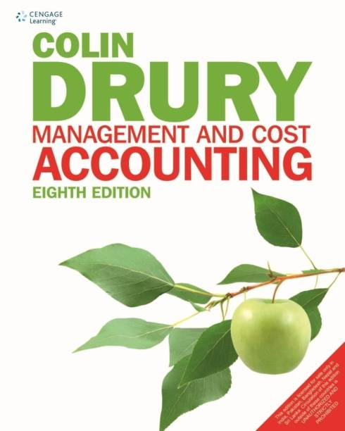 Management and Cost Accounting 8th  Edition