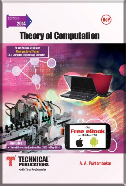 A a puntambekar books store online buy a a puntambekar books theory of computation for uop te comp sem i 2012 course 1 edition fandeluxe Image collections