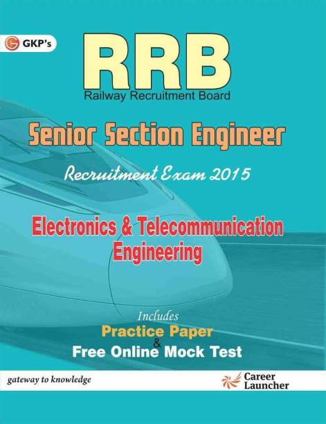 Guide to RRB Electronics and Telecommunication Eng( Senior Section Engineer) 2015 Edition