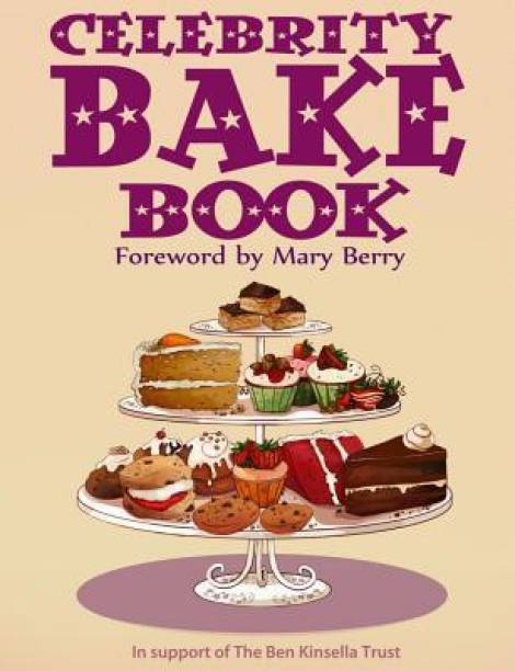 Baking buy baking online at best prices in india flipkart celebrity bake book fandeluxe Gallery