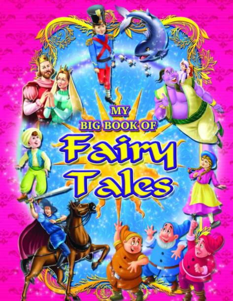My Big Book of Fairy Tales