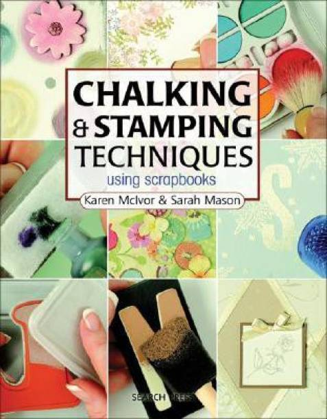 Chalking Stamping Techniques Using Scrapbooks Step By Scrapbooking