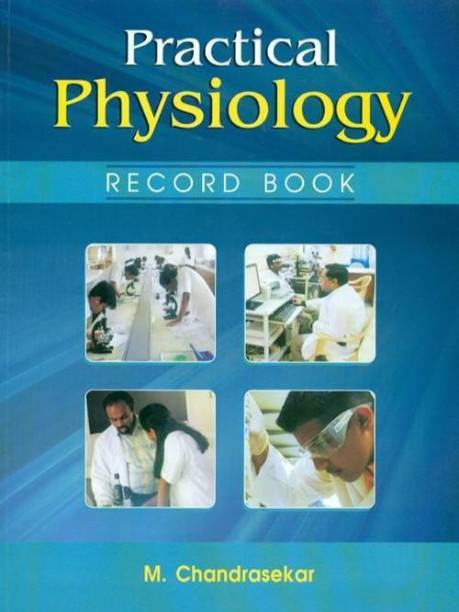 Practical Physiology Record Book
