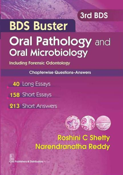 BDS Buster : Oral Pathology and Oral Microbiology Including Forensic Odontology