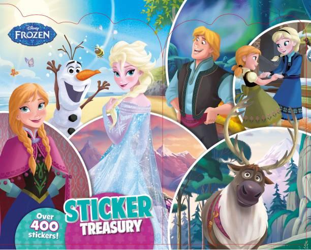 Disney - Frozen - Sticker Treasury