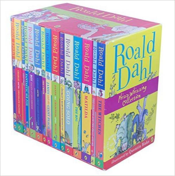 Roald Dahl Books Buy Roald Dahl Books Online At Best Prices In