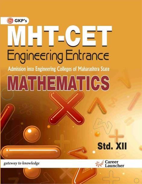 MHT-CET Engineering Entrance Mathematics 1 Edition