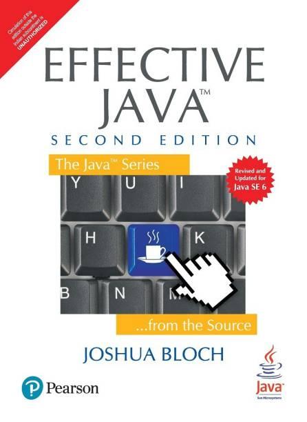 Effective Java - Java Series