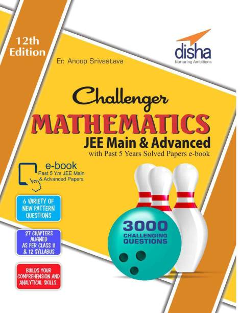 Engineering books buy engineering books online at best prices in challenger mathematics for jee main advanced with past 5 years solved papers ebook 12th fandeluxe Image collections