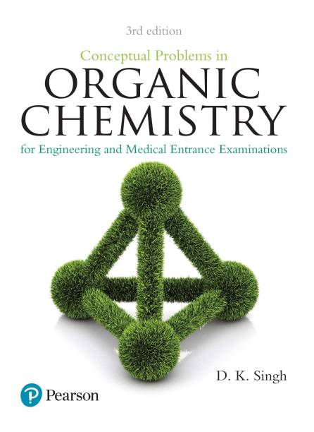 Conceptual Problems in Organic Chemistry : for Engineering and Medical Entrance Examinations 3 Edition