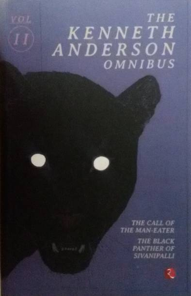 The Kenneth Anderson Omnibus: Vol 2