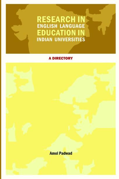 Research in English Language Education in Indian Universities - A Directory