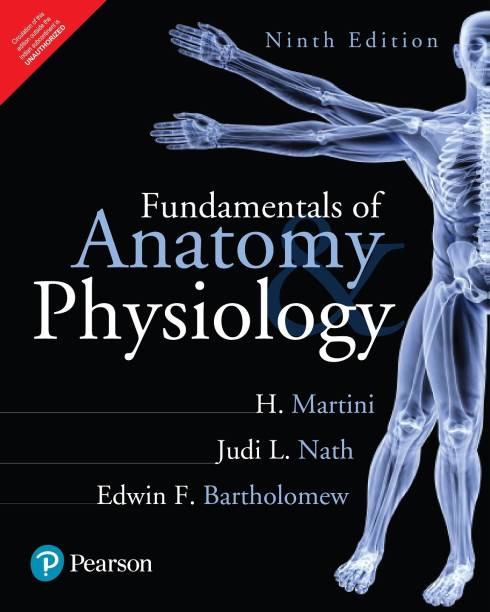 Medical books buy medical books online at best prices indias fundamentals of anatomy physiology 9 edition fandeluxe Image collections