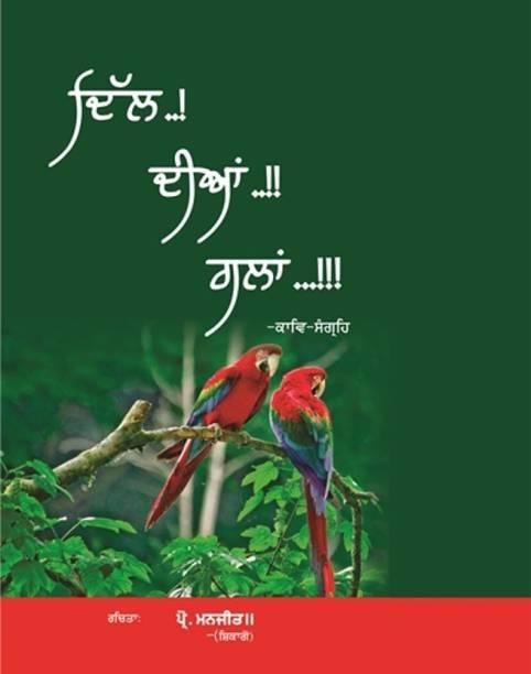 Punjabi Grammar Book Class 11