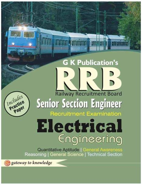 Guide to Rrb Electrical Engg.(Senior Section Officer) 2014 - Includes Practice Paper