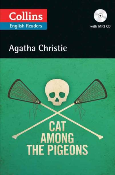 Collins Cat Among the Pigeons (ELT Reader)