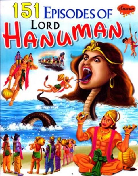 151 EPISODES OF LORD HANUMAN