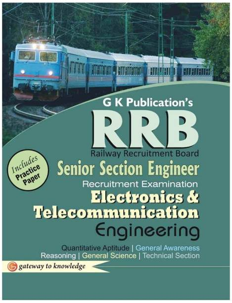 Guide to Rrb Electronics and Telecommunication Eng( Senior Section Officer) 2014 - Includes Practice Paper
