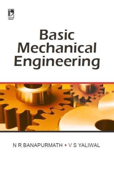 Basic Mechanical Engineering 1st  Edition