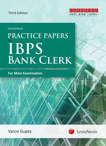 LexisNexis Practice Papers for IBPS Bank Clerk (For Main Examination)