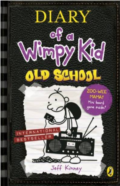 Jeff kinney fiction nonfiction books buy jeff kinney fiction diary of a wimpy kid old school solutioingenieria Image collections