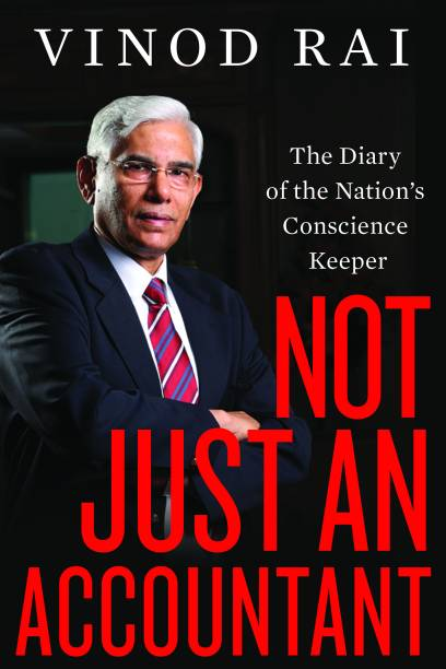 Not Just an Accountant - The Diary of the Nation's Conscience Keeper
