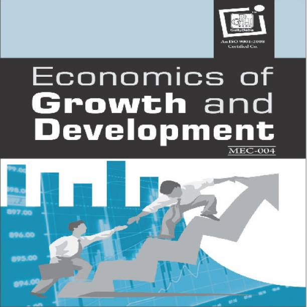 Gullybaba IGNOU 1st Year MA English (Latest Edition) MEC-004 Economics of Growth and Development in IGNOU Help Book with Solved Previous Years' Question Papers and Important Exam Notes Latest edition Edition