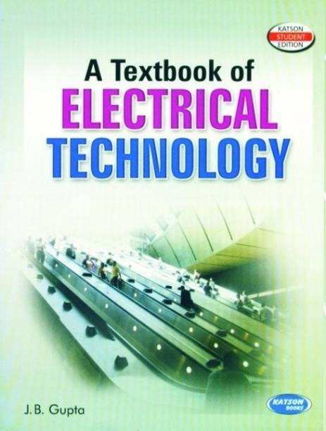 J b gupta books store online buy j b gupta books online at best a textbook of electrical technology fandeluxe Image collections
