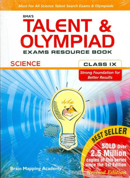 BMA's Talent and Olympiad Science Exams Resource Book for Class -9