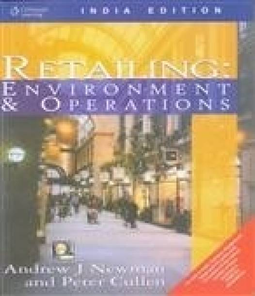 Retailing : Environment & Operations 1st  Edition