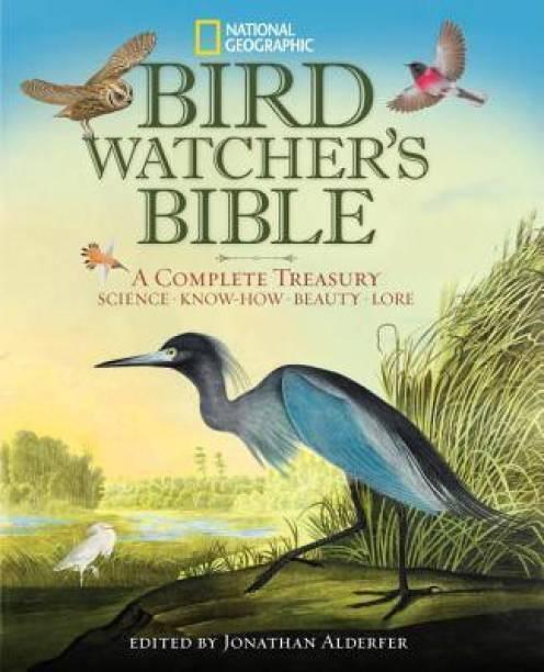 NG Bird-watcher's Bible