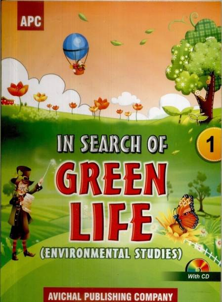 In Search of Green Life - Environment Studies (Class - 1) (With CD)
