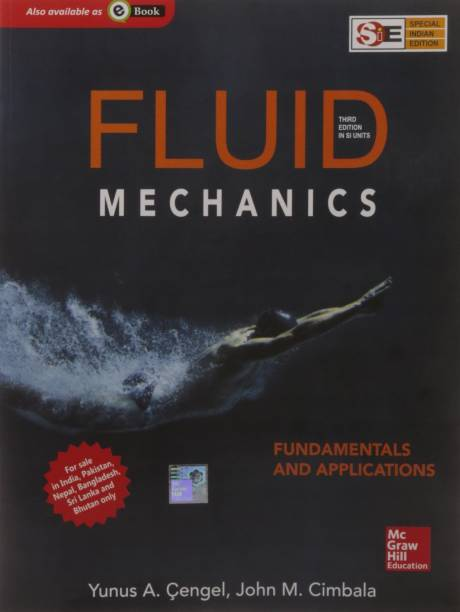 Yunus a cengel books buy yunus a cengel books online at best fluid mechanics sie fundamentals and applications 3rd edition fandeluxe Gallery