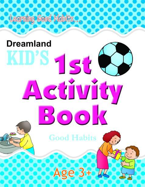 1st Activity Book