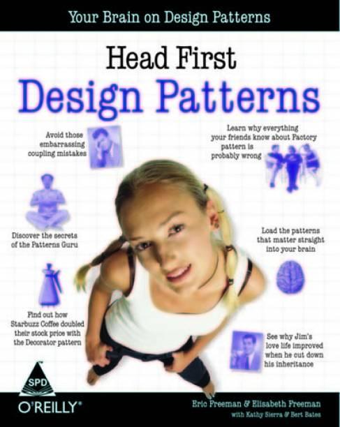 Head First Design Patterns 1 Edition