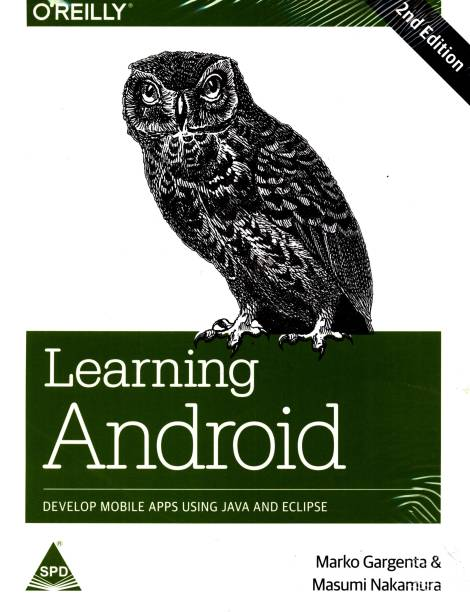 Android Books Buy Android Books Online At Best Prices India S
