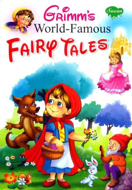 Grimm's World-Famous Fairy Tales