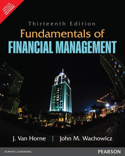 Fundamentals of Financial Management 13 Edition