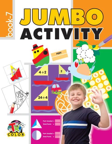 Jumbo Activity Book 7