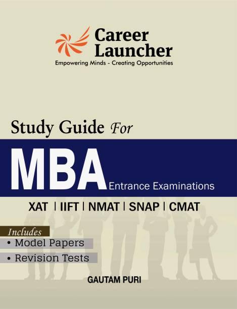 MBA Guide (XAT, IIFT, NMAT, SNAP, CMAT)