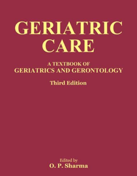 Geriatrics Books Books - Buy Geriatrics Books Books Online