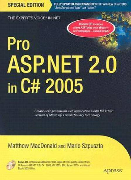 Pro Asp 20 In C 2005 Special Edition 1st