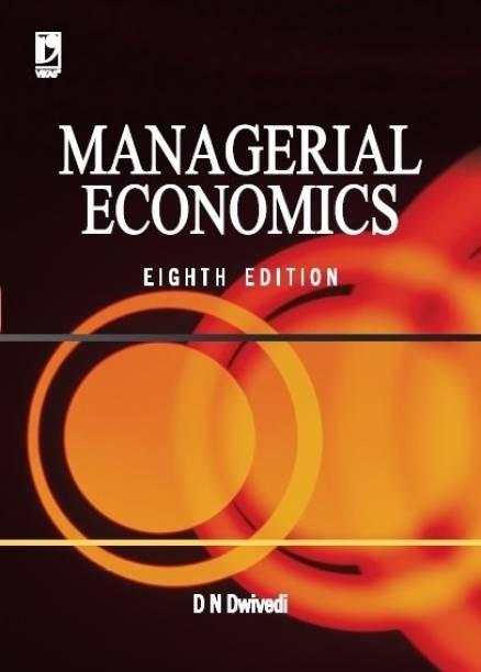 Managerial Economics - 8th Edn