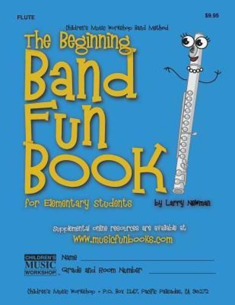 The Beginning Band Fun Book (Flute)