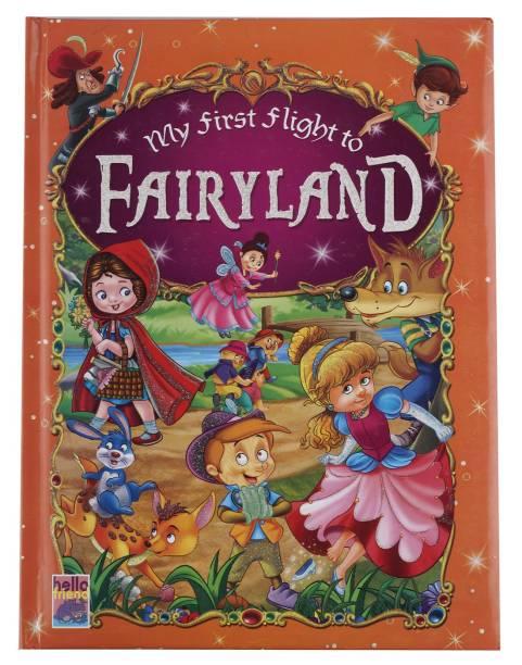 My First Flight To Fairyland