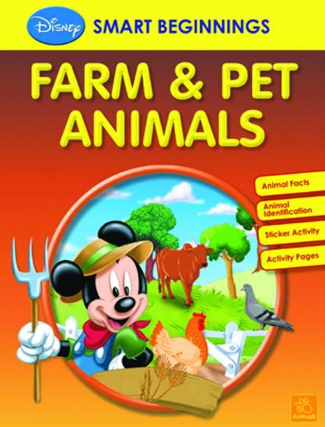 Smart Beginnings : Farm & Pet Animals