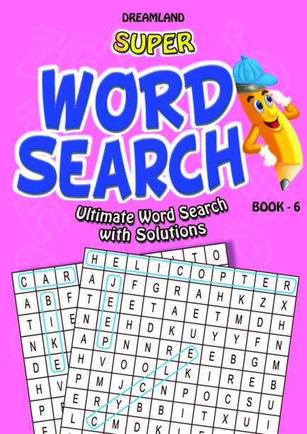 Super Word Search Part - 6