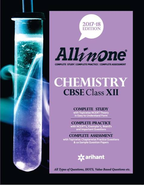 All-In-One Chemistry CBSE Class 12th